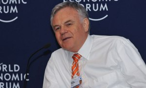 Koos Bekker at the World Economic Forum
