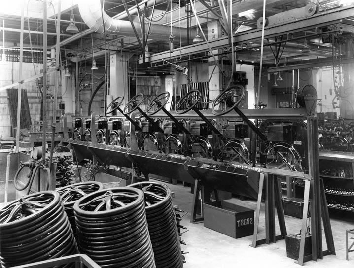 College Station Ford >> Assembly Line in the Industrial Revolution