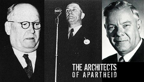 Architechts of apartheid: Malan, Strijdom and Verwoerd all have Stellenbosch roots