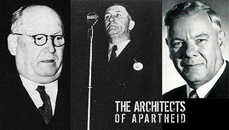 Architechts of apartheid: Malan, Strijdom and Verwoerd all have Stellenbosch roots