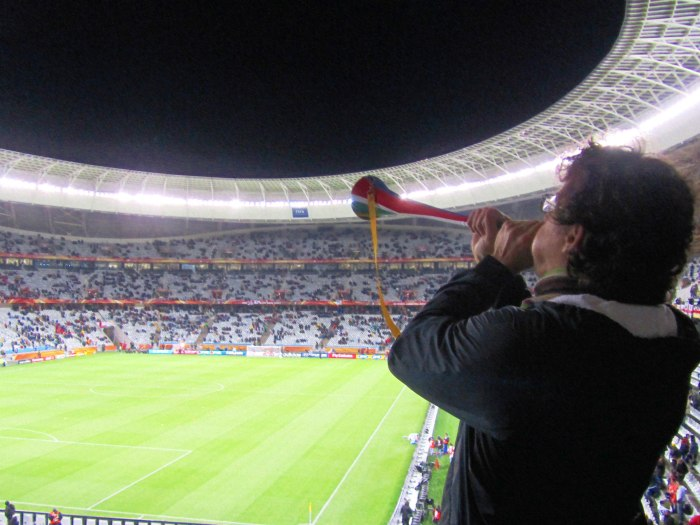 Ke Nako: At my first World Cup game in 2010, Cape Town stadium