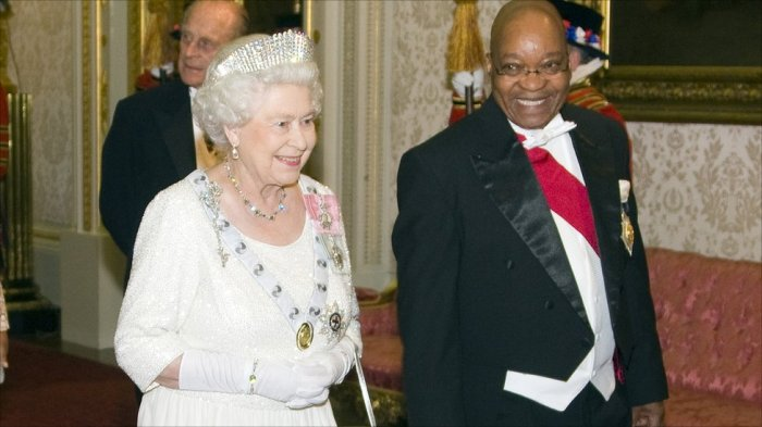 Who wears South Africa's diamonds? Source: BBC