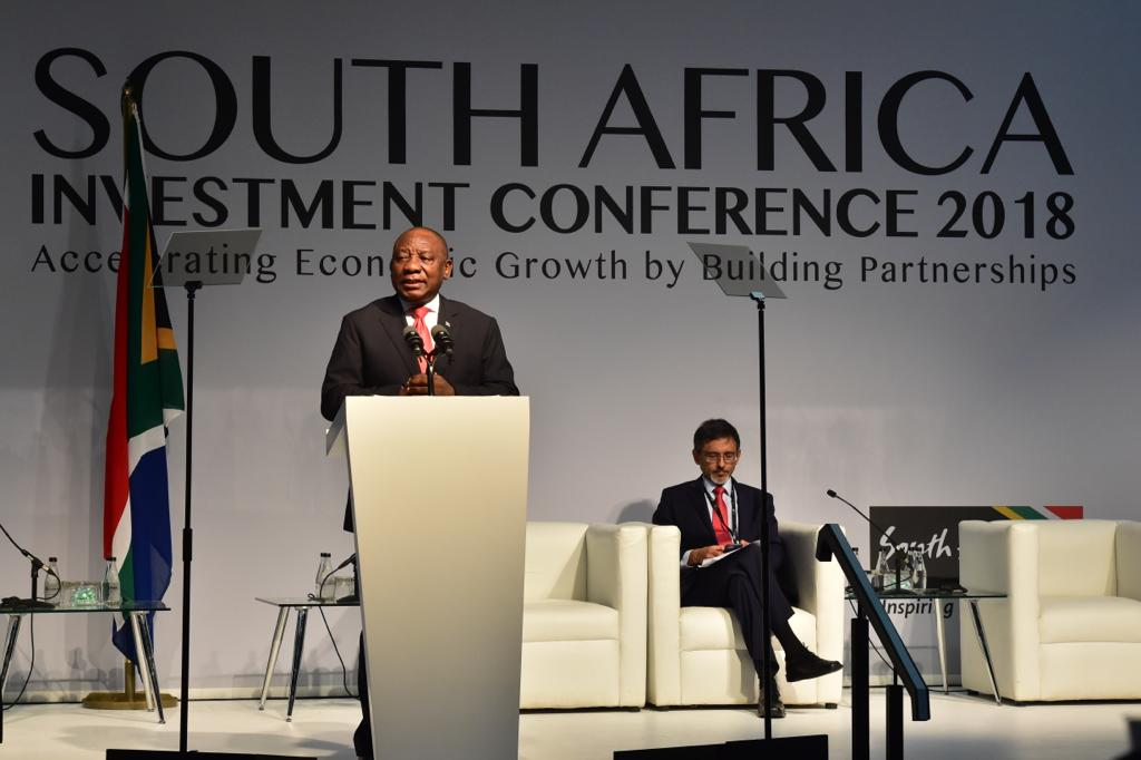 Ramaphosa Investment